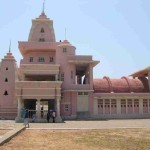 Gandhi Temple at Kanyakumari